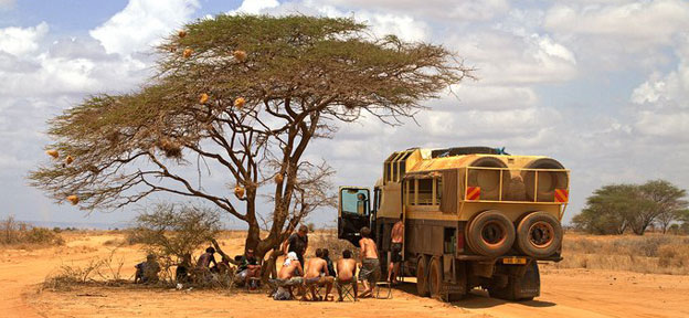 African Safaris & Overlands