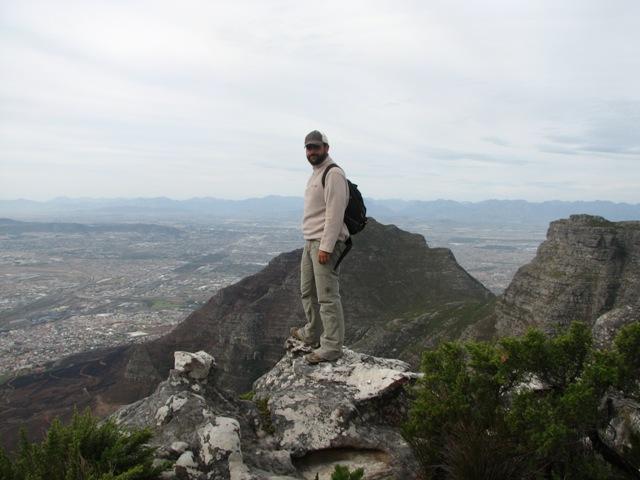 Cape Town to Jo'burg via Garden Route 2013