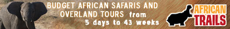 African Trails Overlands and Safaris