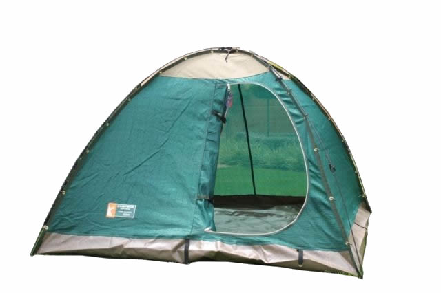 African Trails tent